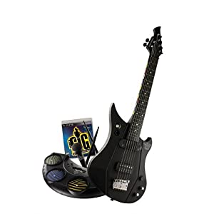 The pricing on Power Gig: Rise of the SixString game and instruments