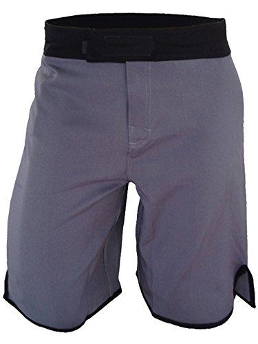 Blank WOD Shorts (Grey/Black, 32)