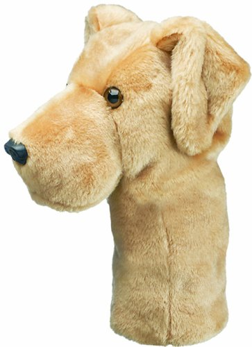 Daphne's Yellow Lab  Headcovers (Golf Club Covers Animals compare prices)