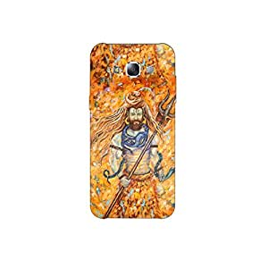 samsung galaxy E7 nkt11_R (2) Mobile Case by Mott2 - Lord Shiva with Snakes