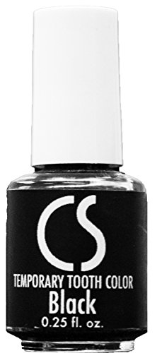 Woochie by Cinema Secrets Black Brush-On Tooth Color, Multi, One Size - 1