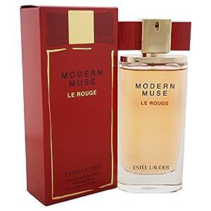 Estee Lauder Modern Muse Le Rouge Women's Eau de Parfum Spray, 3.4 Ounce