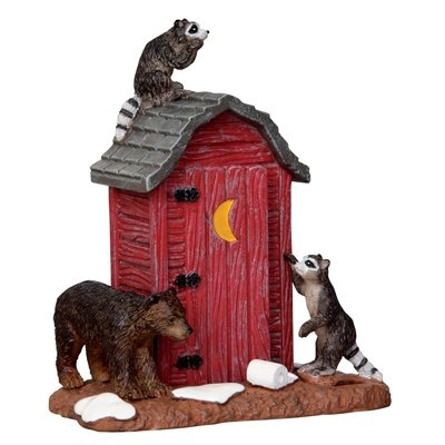 Outhouse Marauders - Ceramic Collective Accessory