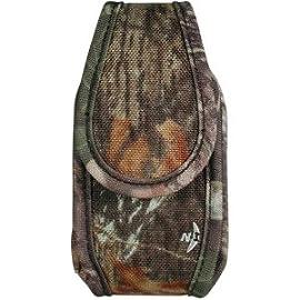 Nite Ize Universal Cell Phone Clip Case Cargo - Medium, Mossy Oak
