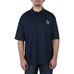 Dallas Cowboys Mens Dedication Polo by Dallas Cowboys