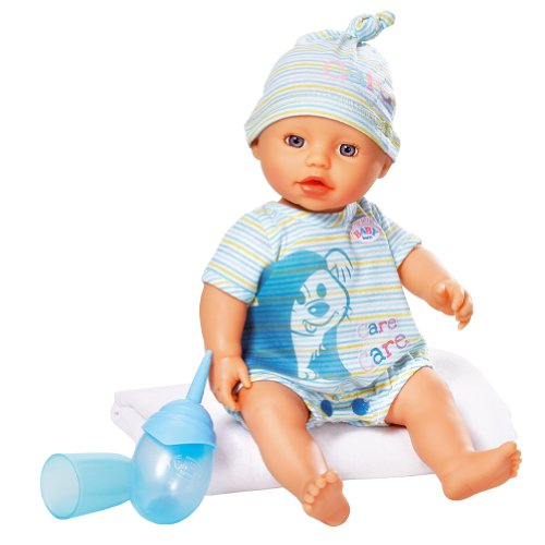Zapf Creation My Little Baby Born Day Care Potty Training Doll front-228164