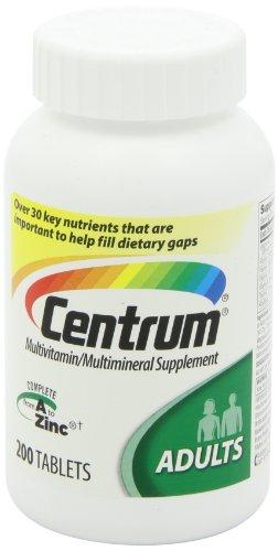 凑单品:Centrum 善存 base Multimineral 复合维生素 200粒 $9.99图片