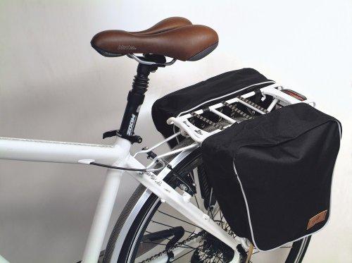 Borsa posteriore per bici bicicletta al portapacchi art 00142 Dieffe