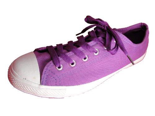Andres Machado Women's PINK Canvas Last Generation Tennis Big Size Shoes