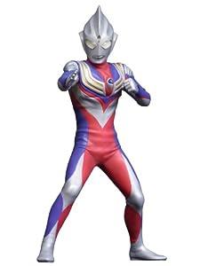 Ultra New Generation - Ultraman Tiga (Multi Type) (PVC Figure)