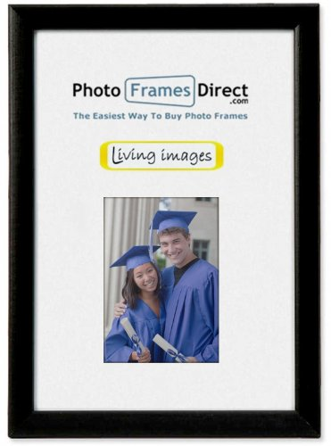 Box of 24 Black A4 Certificate Photo Frames by Living Images