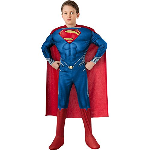 Man of Steel: Superman Deluxe Toddler Costume - Toddler