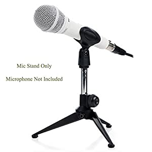 Etubby Scissor Arm Mic Stand, Tripod Mic Stand, Screw Adapter from Etubby