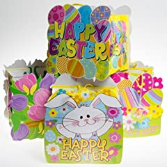 Large Easter Basket Gift Bags