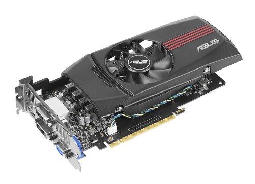 ASUSTek社製 NVIDIA GeForce GTX650 GPU搭載ビデオカード(オーバークロックモデル) GTX650-DCT-1GD5