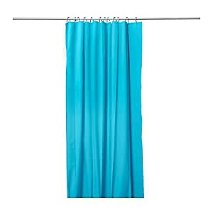 Blue Shower Curtains 180 X 180 Amazonca Home Amp Kitchen