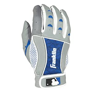 Buy Franklin Sports Adult MLB Insanity II Series Batting Gloves by Franklin