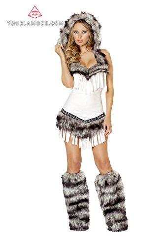 1PC I (Seductress Halloween Costume)