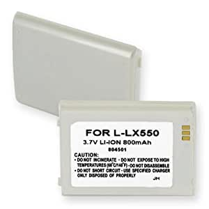 Lg FUSIC Replacement Cellular Battery