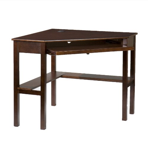 Corner Desk - Espresso (Corner Computer Desk Espresso compare prices)