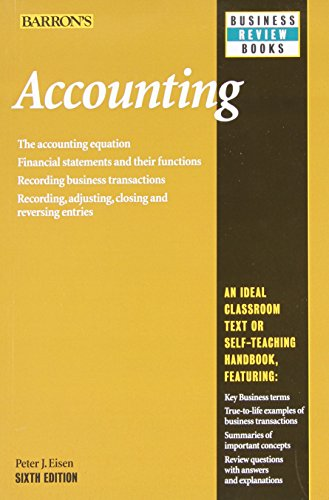 Accounting (Business Review Series)