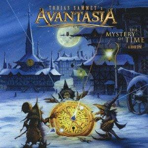 Tobias Sammet's Avantasia - Mystery of Time
