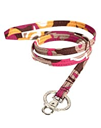 Vera Bradley Lanyard Necklace in Many Colors