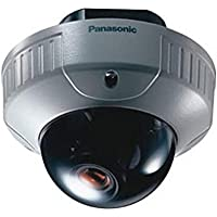 Panasonic High Res Color Vandal Resistant Dome Security Camera