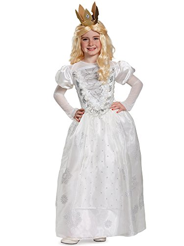 White Queen Alice Through The Looking Glass Movie Disney Costume