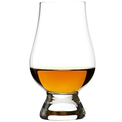 Crystal Whiskey Tasting Glass