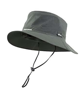 Amazon.com: Craghoppers Men's Nosilife Outback Walking Hat Medium