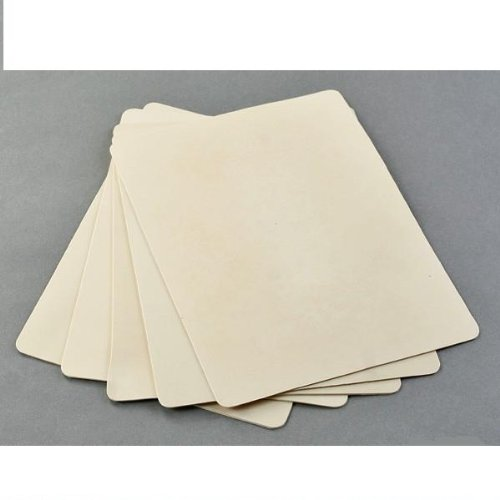 5x LARGE SHEETS OF TATTOO PRACTICE SKIN