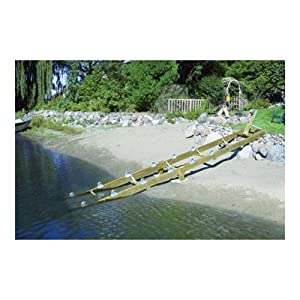 1200 lb. Boat Ramp Kit by ShoreDocker