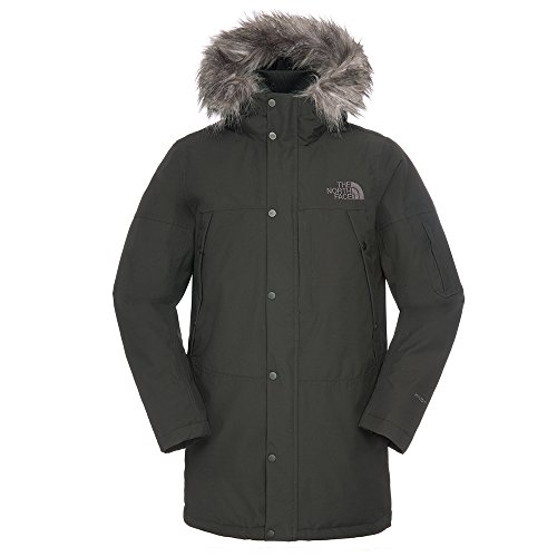 The North Face Orcadas Parka Men - Piumino - TNF black, XL