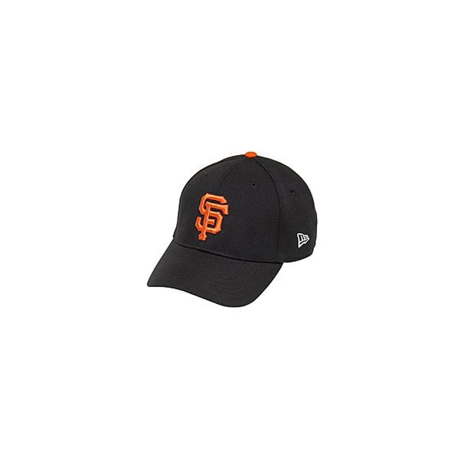 MLB San Francisco Giants Franchise Fitted Baseball Cap, Black