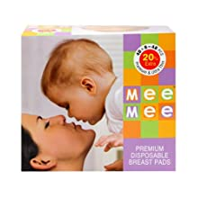Mee Mee Disposable Maternity Nursing Pads, 48 Pieces