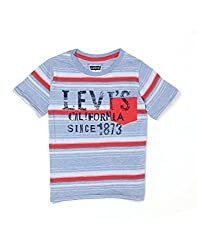 Levis Kids Boys Casual T-Shirt