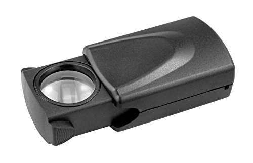 SE MM987 Illuminated Sliding Magnifier, 10x Magnification - 1