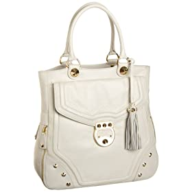 Betsey Johnson Rock Stud-Y N/S Tote