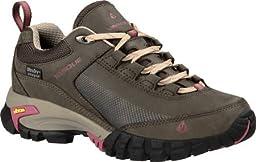 Vasque Women\'s Talus Trek Low UltraDry Hiking Shoe, Black Olive/Damson, 7.5 W US