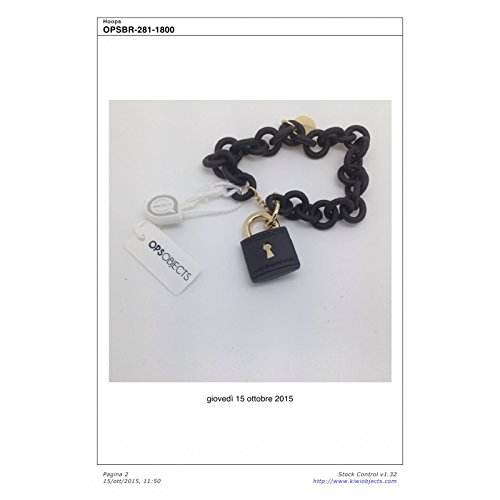 bracciale donna gioielli Ops Objects ops!Lock trendy cod. OPSBR-281