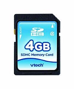 Vtech - 201915 - Jeu Électronique - Carte Mémoire SDHC - 4 Go - Pour Storio 1 / 2 et Kidizoom