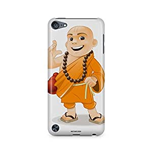 Motivatebox -Micromax Canvas Fire 4 A107 Back Cover - Shaolin Monk Polycarbonate 3D Hard case protective back cover. Premium Quality designer Printed 3D Matte finish hard case back cover.