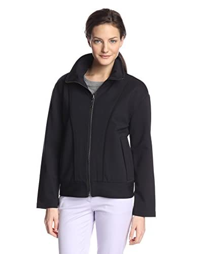 Trina Turk Women's Zip-Front Knit Jacket