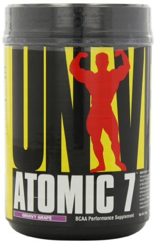 Universal Nutrition Atomic 7, Groovy Grape, 1240-Grams (Amino Energy Grape 70 Servings compare prices)