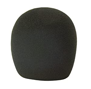 SoundLAB G122CA 35 mm Foam Microphone Windshield