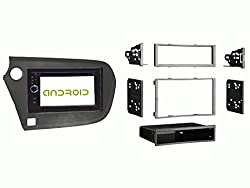 See HONDA INSIGHT 2010-2013 ANDROID K-SERIES GPS DVD NAVIGATION WITH DASH KIT Details