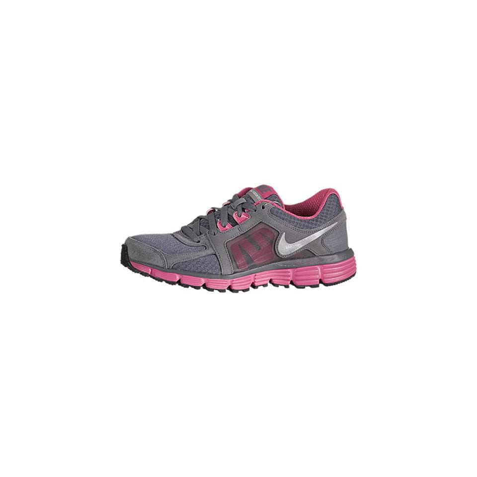 78dd1b0a3e0 Nike Dual Fusion ST 2 Womens Black Purple Running Shoes Sneaker on ...