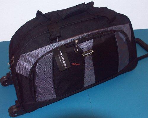 BAG STREET® - Reisetasche mit Trolleyfunktion
