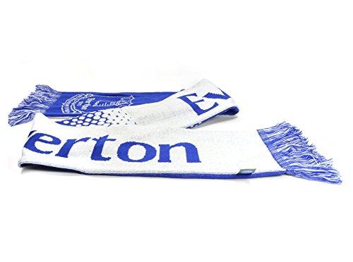 Everton Jacquard Fade Design Sciarpa